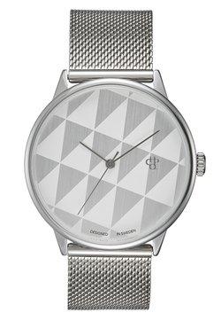 CHPO - PLATTAN - Montre - silver/white