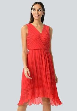 Alba Moda - Cocktailkleid/festliches Kleid - rot