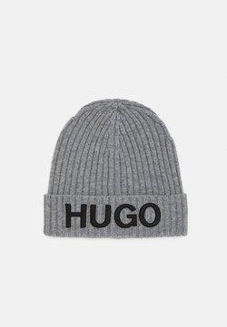 HUGO - UNISEX - Bonnet - silver-coloured