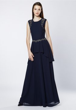 Young Couture by Barbara Schwarzer - LANG - Galajurk - dark blue