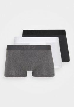 Levi's® - MEN PREMIUM TRUNK 3 PACK - Shorty - black/grey