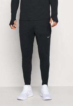 Nike Performance - ELITE PANT - Pantalones deportivos - black/black/reflective silver