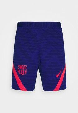 Nike Performance - FC BARCELONA DRY SHORT - Pantalón corto de deporte - deep royal blue/light fusion red