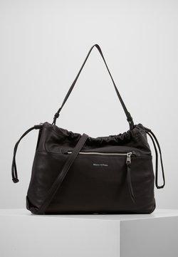 Marc O'Polo - SHOPPER - Handtasche - black