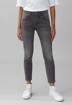 Marc O'Polo - THEDA - Jeans Relaxed Fit - grey effect wash