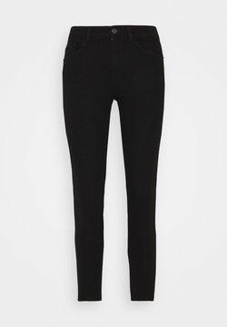 Pieces Petite - PCPEGGY - Jeans Skinny Fit - black