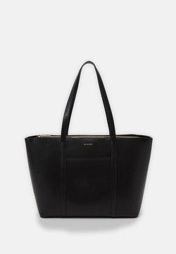 Ted Baker - KIMIAA BAR DETAIL TOTE - Shopping Bag - black
