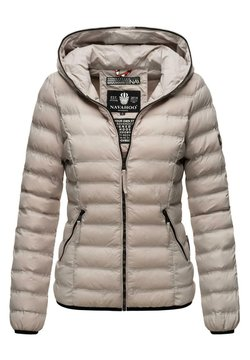 Navahoo - NEEVIA - Winterjacke - light grey melange