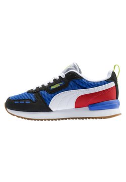 Puma - Sneaker low - palace blue-black-white