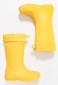 IGOR - SPLASH COLE UNISEX - Kumisaappaat - amarillo/yellow