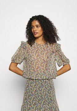 Lindex - BLOUSE AURELIA - T-Shirt print - black