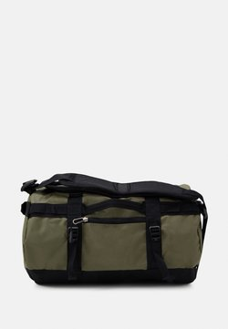 The North Face - BASE CAMP DUFFEL XS UNISEX - Sporttasche - olive/black