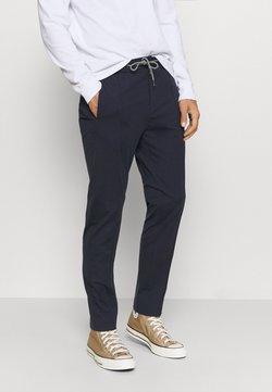 Tommy Hilfiger Tailored - FLEX TRACK SLIM FIT PANT - Broek - blue