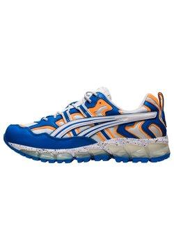 ASICS - GEL-NANDI 360 - Sneaker low - white/electric blue