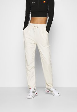 Nly by Nelly - FANCY JOGGERS - Jogginghose - off-white