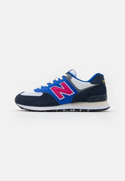 New Balance - ML574 - Sneaker low - navy/white/red