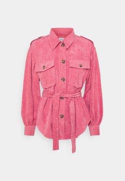 ONLY - ONLNINA SHORT SHACKET - Summer jacket - baroque rose