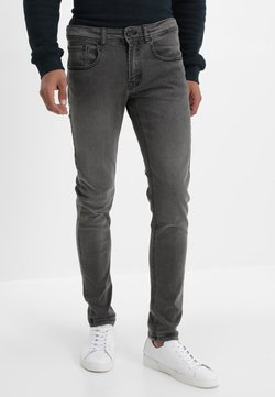 Redefined Rebel - COPENHAGEN - Slim fit jeans - black grey