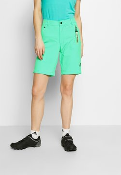 Rukka - RUKKA RANTAVIIRI - kurze Sporthose - light green