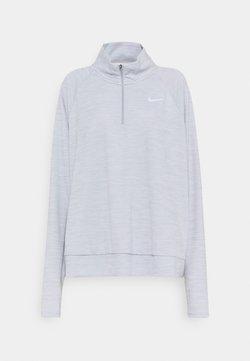 Nike Performance - PACER - Langarmshirt - smoke grey
