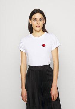 HUGO - THE SLIM TEE - T-shirt basic - white