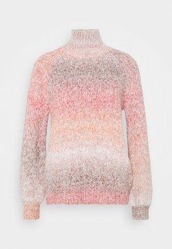 YAS - YASMELIA - Pullover - cabernet/multi