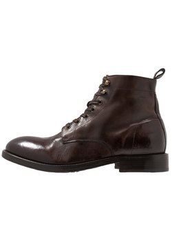 Hudson London - Veterboots - brown washed