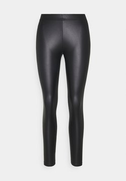 Pieces Petite - PCNEW SHINY - Legging - black