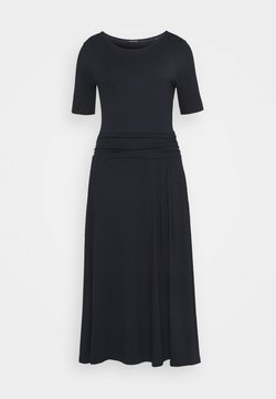 Marc O'Polo - DRESS SHORT SLEEVE - Jerseykleid - midnight blue