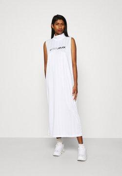 Nike Sportswear - DRESS - Maxikleid - white/white/black