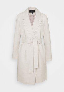 Vero Moda - VMCALAHOPE JACKET - Short coat - birch melange