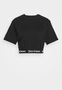 Juicy Couture - SUSAN - T-shirt de sport - black