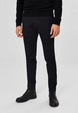 Selected Homme - Pantalon classique - black