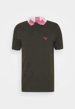 Barbour Beacon - ROWAN TIPPED - Poloshirt - forest