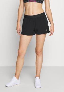 Calvin Klein Performance - SHORT - Pantalón corto de deporte - black