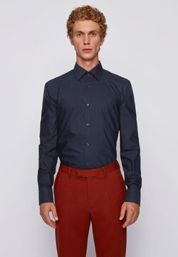 BOSS - Camicia elegante - dark blue