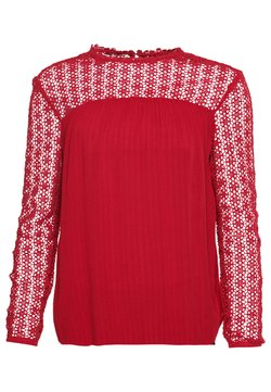 Superdry - Blouse - rich red