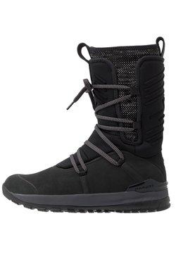 Mammut - FALERA PRO HIGH WP WOMEN - Outdoorschoenen - black/titanium