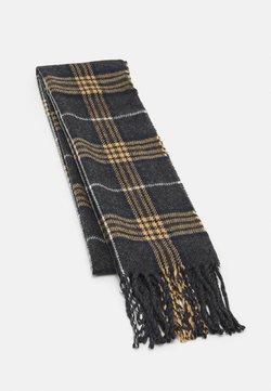 Burton Menswear London - TARTAN CHECK SCARF - Schal - mid grey
