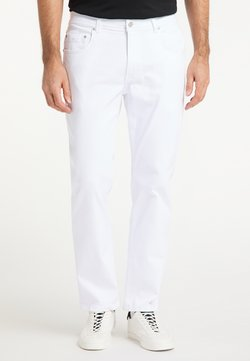 Pioneer Authentic Jeans - THOMAS  - Relaxed fit jeans - white