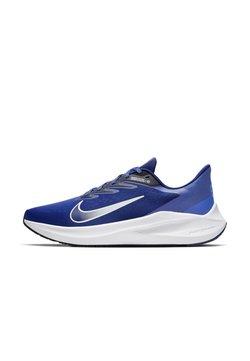 Nike Performance - ZOOM WINFLO 7 - Zapatillas de running neutras - deep royal blue/hyper blue/black/white