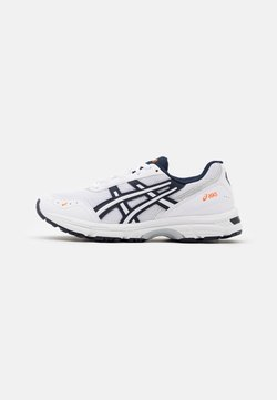 ASICS SportStyle - GEL-ESCALATE UNISEX - Sneaker low - white/midnight