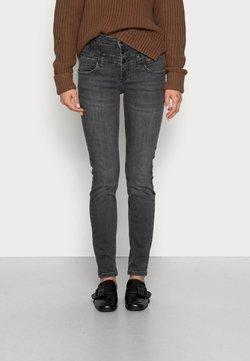 Liu Jo Jeans - RAMPY - Jeans Skinny - denim dark grey wash