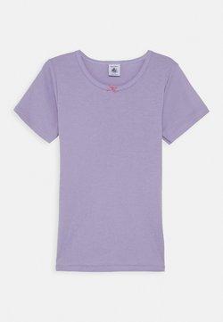 Petit Bateau - T-Shirt basic - purple