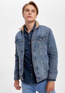 DeFacto - Veste en jean - indigo