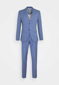 Isaac Dewhirst - PLAIN SUIT - Anzug - blue
