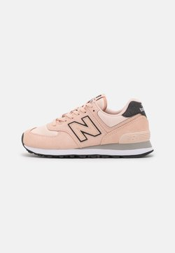 New Balance - WL574 - Matalavartiset tennarit - rose water