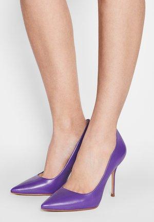 Shop Purple Wedding Shoes Zalando