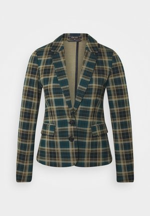 Groene Geruite blazer dames online | ZALANDO