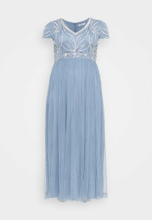 Sistaglam Curve Abendkleider Lang Online Kaufen Zalando